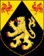 Blason Brabant wallon