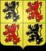 Blason province du Hainaut