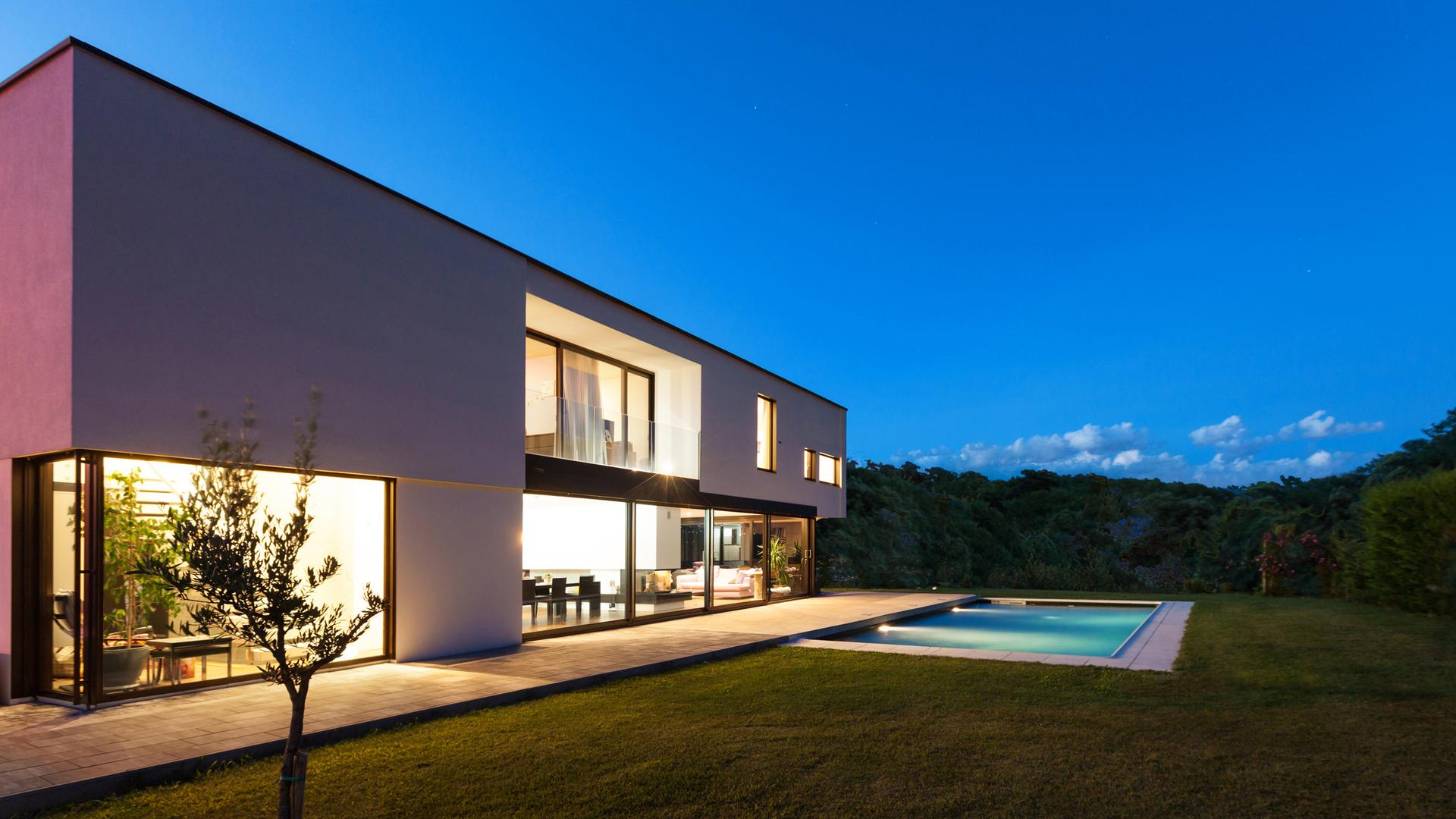 Dwelling entreprise de construction en bois h ron pr s for Entreprise construction maison bois