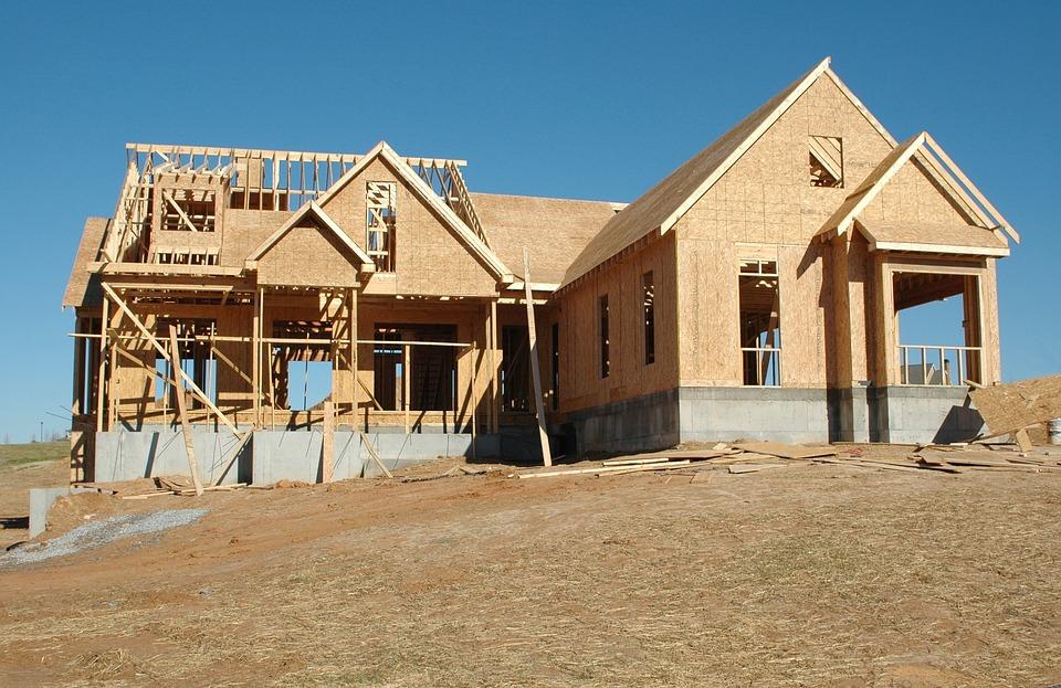 Maison à ossature bois: le processus de construction