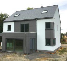 Maisons Patze : l'expérience de l'ossature en bois à Liège