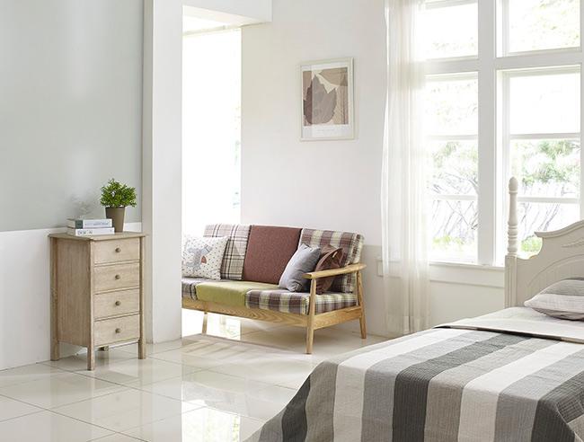 Ossature bois chambre